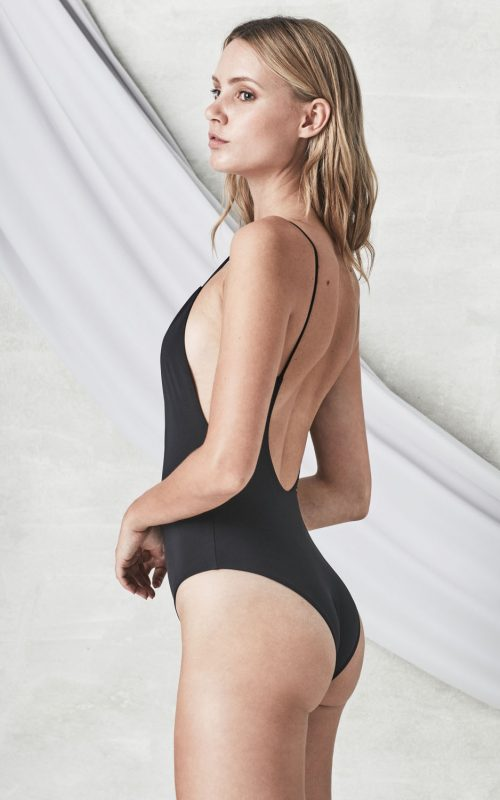 ALONA ONEPIECE storm ECO RECYCLED SWIMSUIT