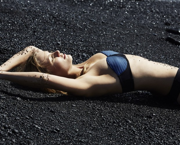 NOW_THEN swimwear / eco bikini / bikini ecológico, Maeva + Drift storm