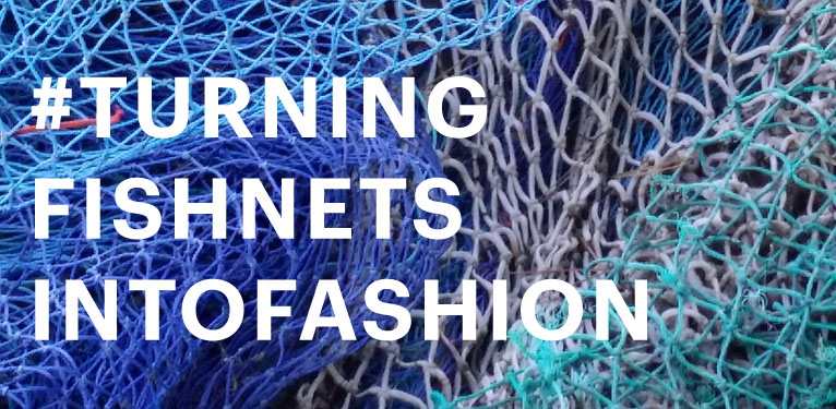 Turning fishnets into fashion - NOW_THEN