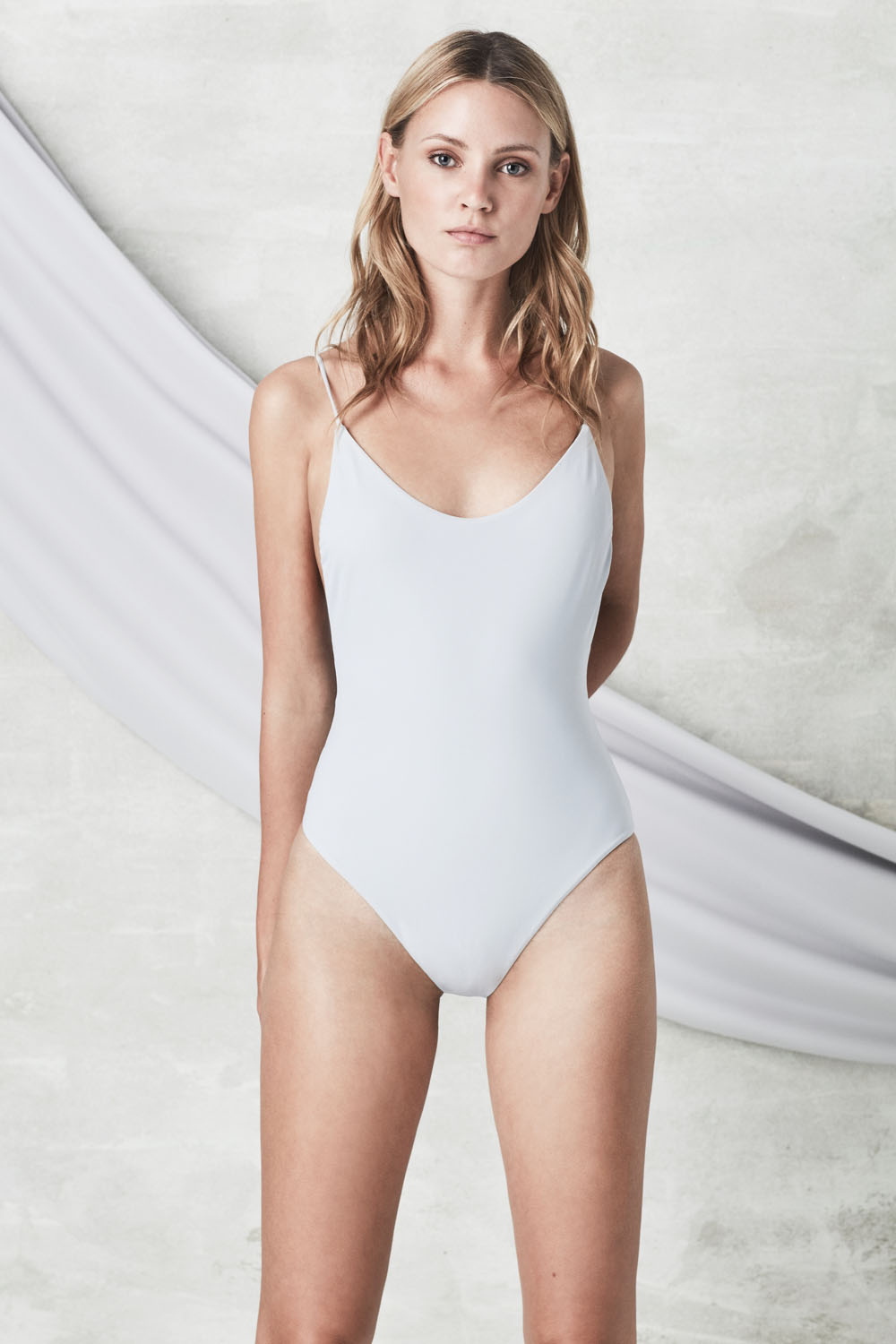 ALONA Mist onepiece, NOW_THEN eco swimwear / bañador ecológico