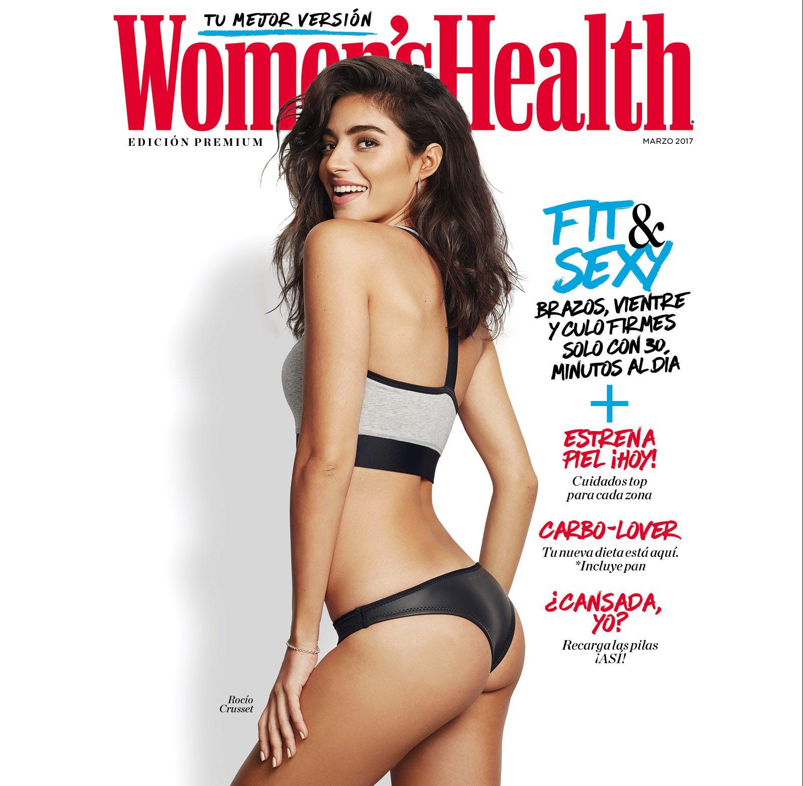 NOW_THEN Rocío Crusset Women's Health Spain