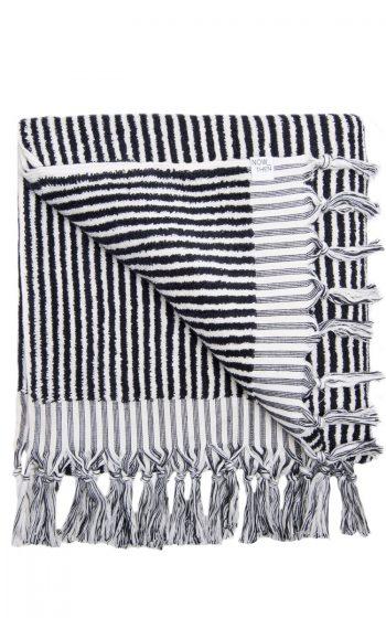 DEENA Premium towel, organic cotton / Toalla premium de algodón orgánico, by NOW_THEN