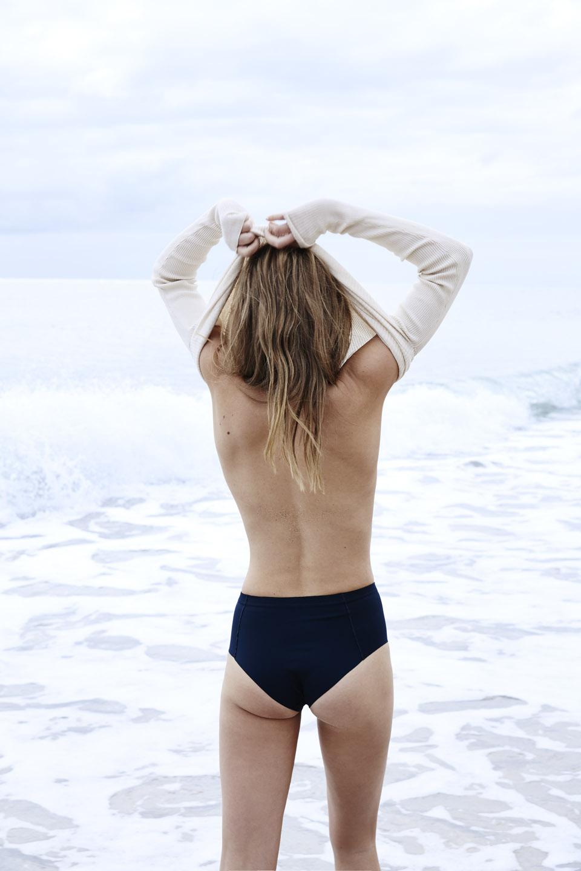 MAFUSHI, Collection Isle of Women, by NOW_THEN eco swimwear / bikini ecológico