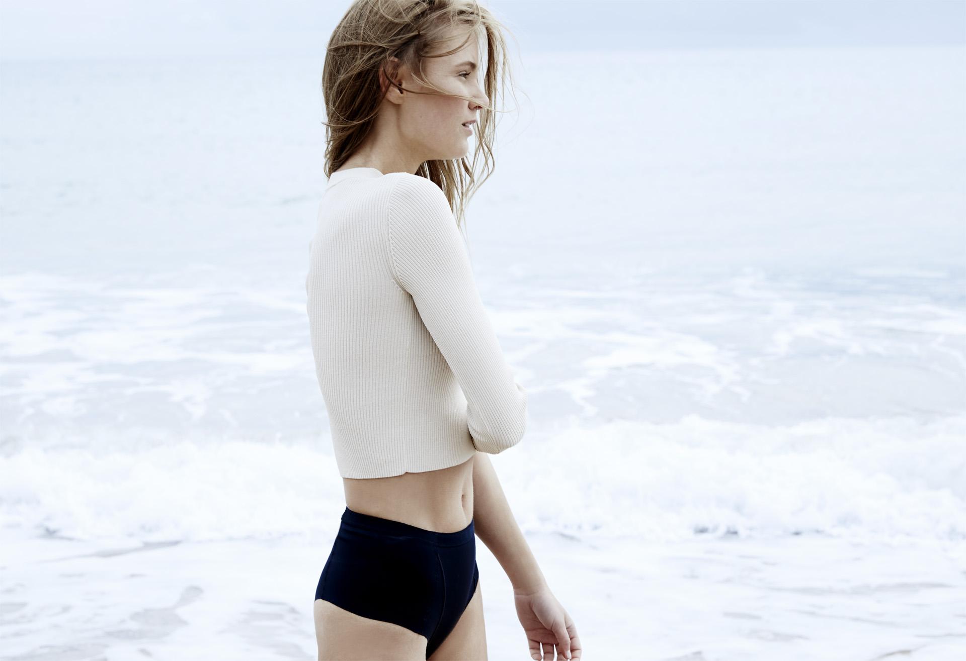 Collection Isle of Women by NOW_THEN eco swimwear / bikini ecológico