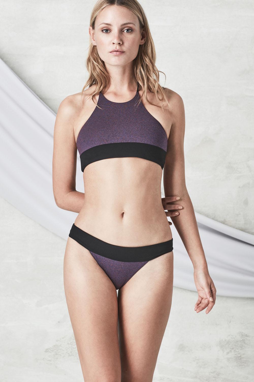 MALÉ + HILO active bikini, NOW_THEN, eco, swimwear, bikini, swimsuit, recycled, sustainable, luxury, conscious, fashion, bañador, sostenible, reciclado, made in spain, by NOW_THEN eco swimwear / bikini ecológico