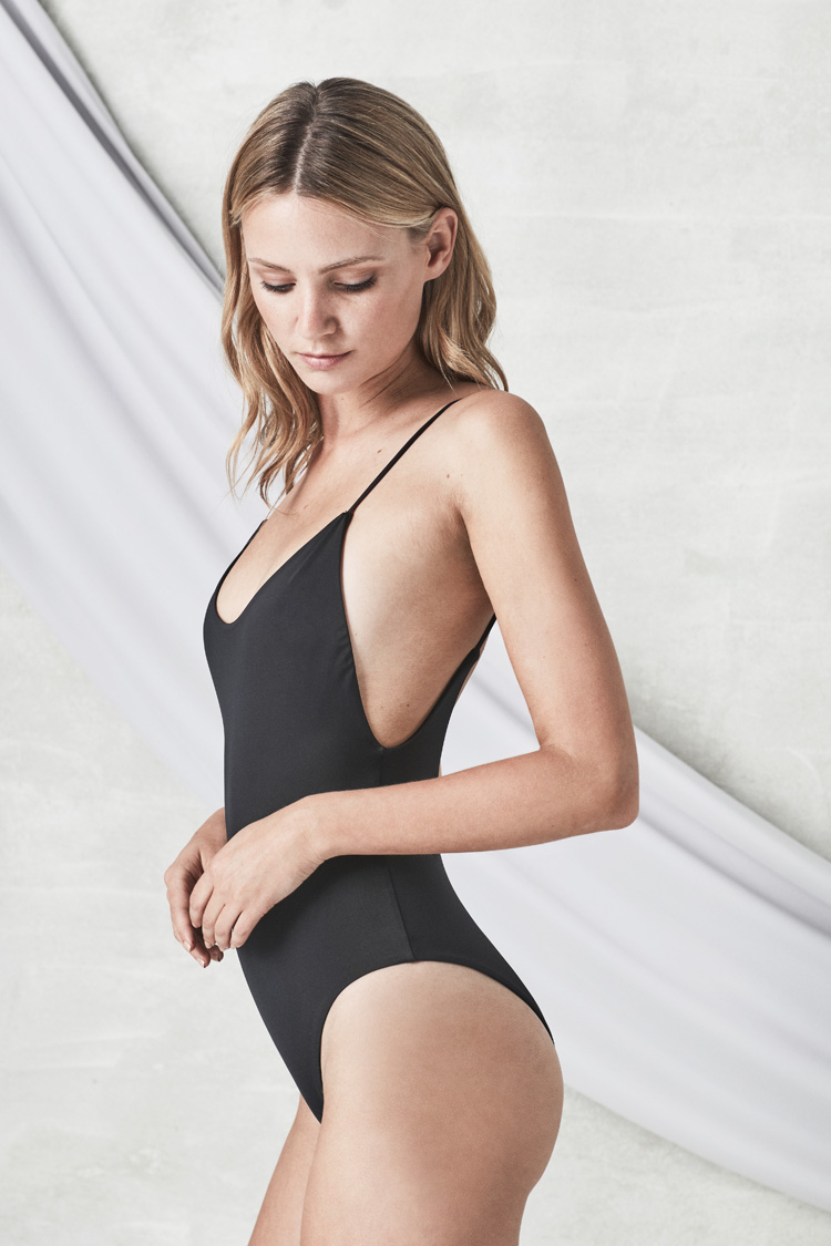 ALONA Storm onepiece, NOW_THEN eco swimwear / bañador ecológico