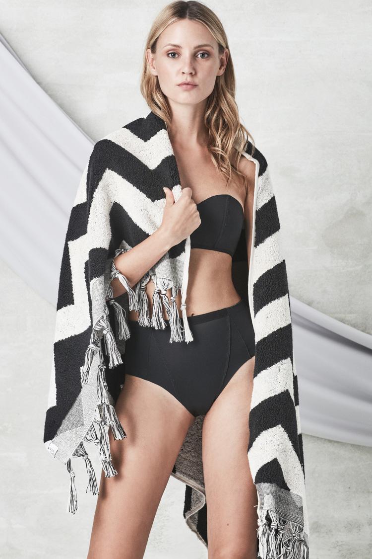 MAULA Premium towel, organic cotton / Toalla premium de algodón orgánico, by NOW_THEN