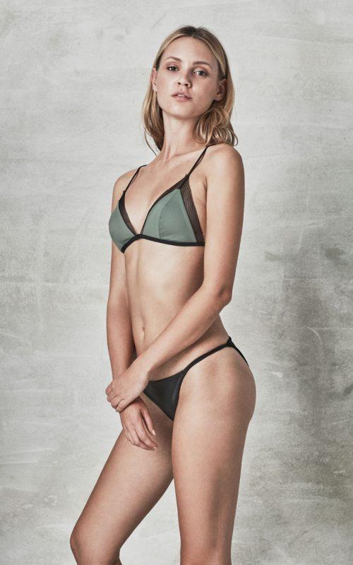 MANA MILOS kelp eco recycled bikini