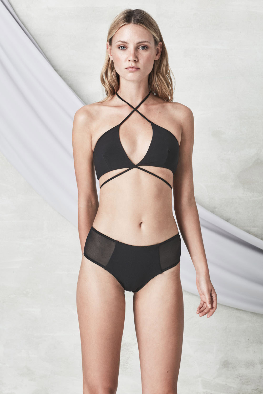 TARAWA + SAMAR, by NOW_THEN eco swimwear / bikini ecológico