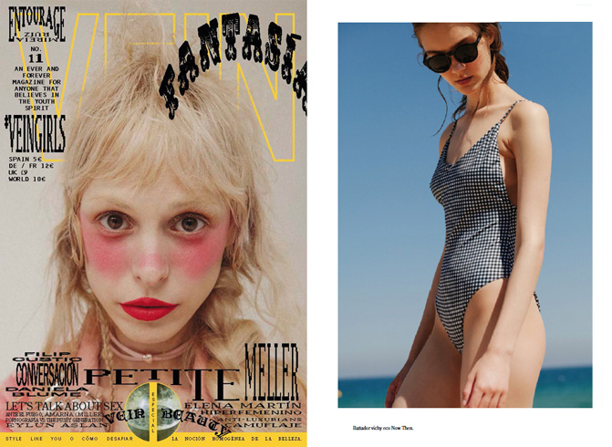 NOW_THEN VEIN Magazine Alona gingham