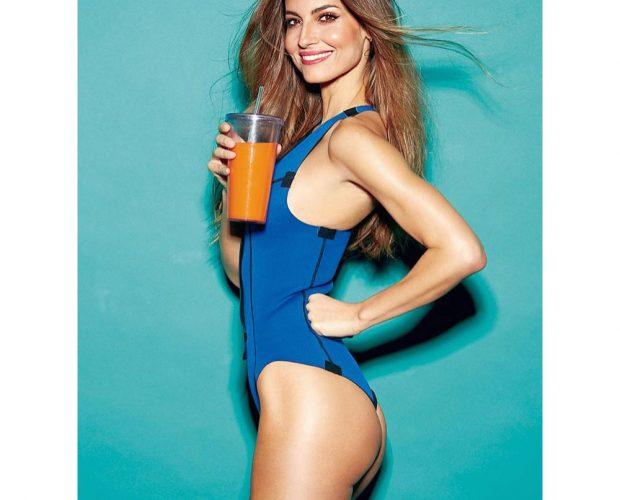 Ariadne Artiles Cosmopolitan NOW_THEN Sylvia wetsuit neoprene