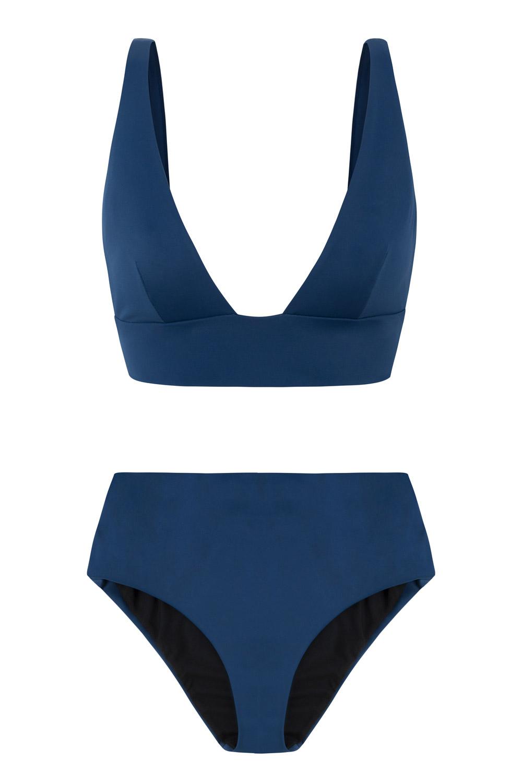 Kapalai + Farond deepwater, by NOW_THEN eco swimwear / bikini ecológico