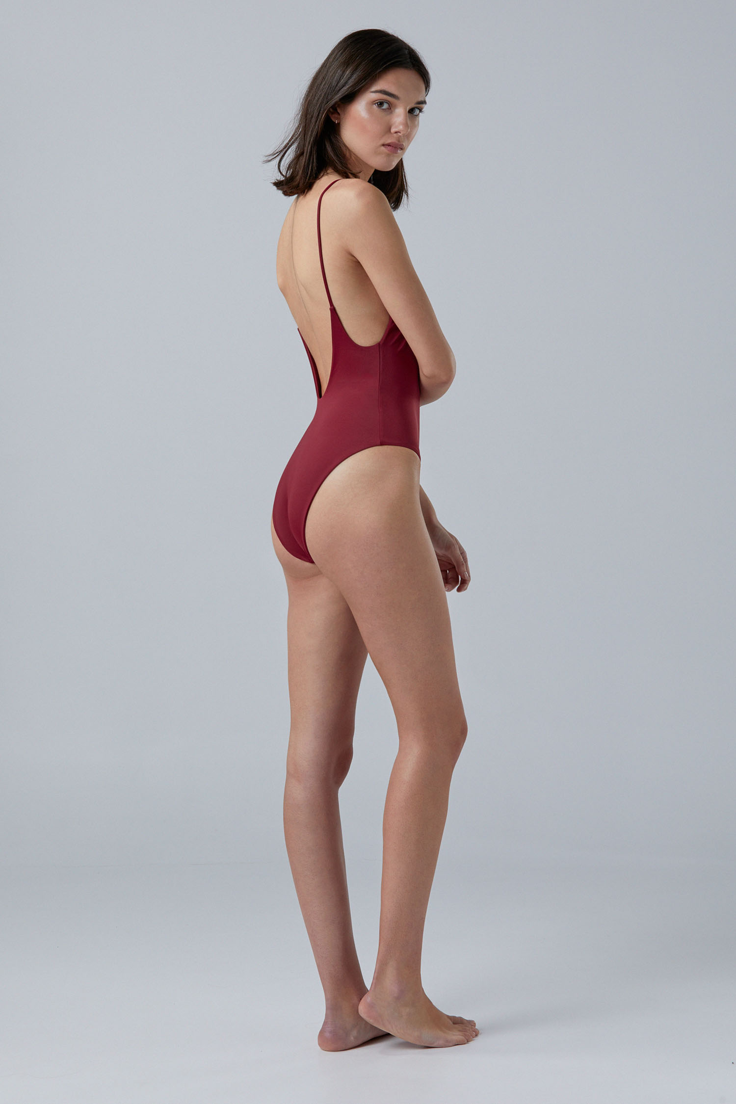 ALONA Porto onepiece, NOW_THEN eco swimwear / bañador ecológico