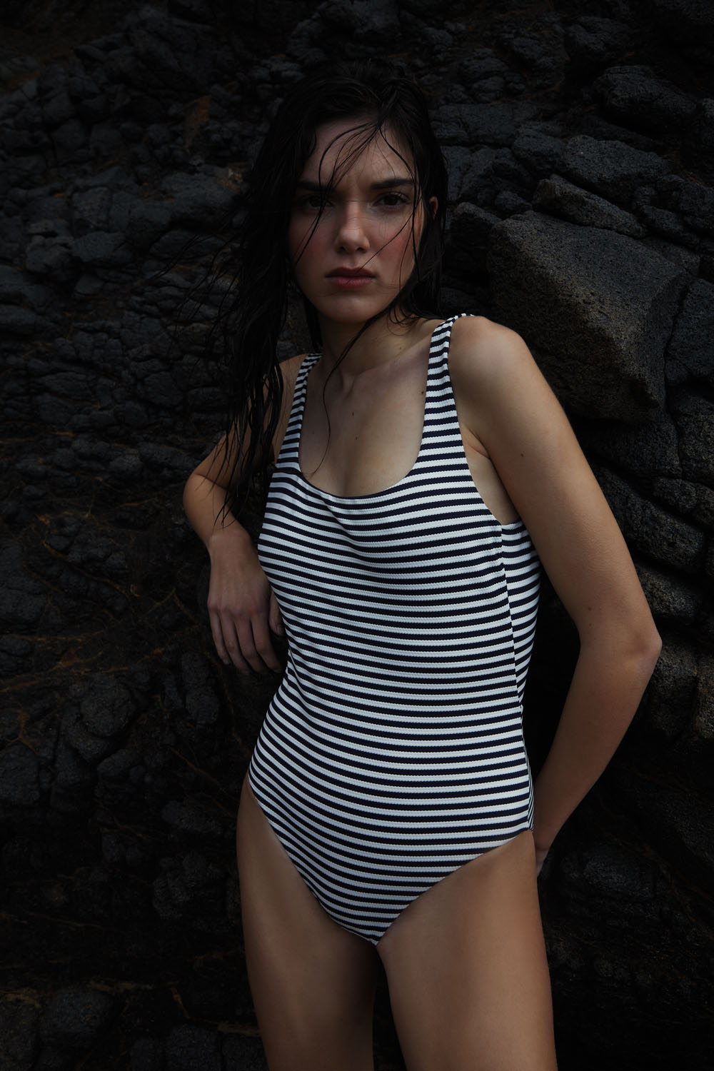 Collection Port of Taro, by NOW_THEN. Eco swimwear / bañadores ecológicos