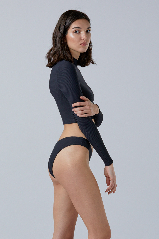 Boracay rashguard + Nias, NOW_THEN eco swimwear / tejido ecológico