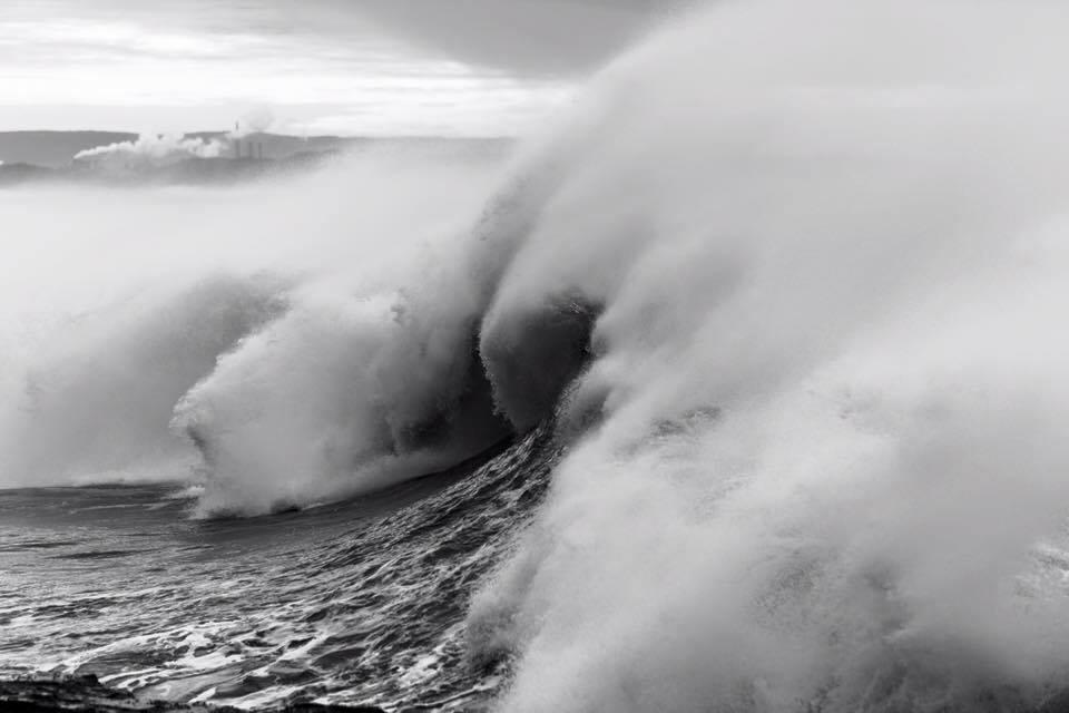 NOW_THEN Manifesto - Ocean. Eco swimwear / bañadores ecológicos