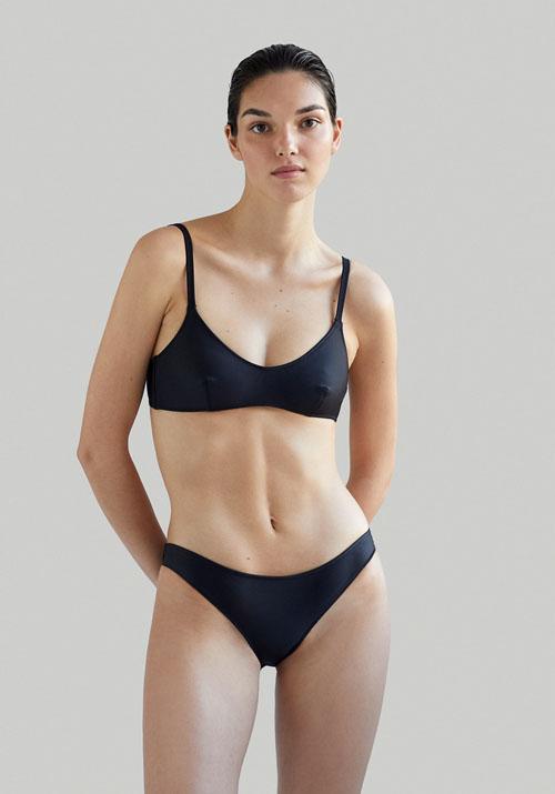 Sustainable Luxury Swimwear / Ropa de baño sostenible, eco bikini / bikini ecológico. Nijima + Bantayan eco bikini, by NOW_THEN