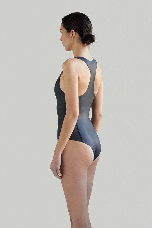 Sustainable Luxury Swimwear / Ropa de baño sostenible, neoprene wetsuit / bañador neopreno, surf ecoprene. Sylvia by NOW_THEN