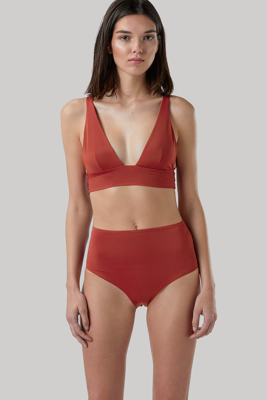 NOW_THEN Sustainable Luxury Swimwear / Ropa de baño sostenible. Eco swimsuits and bikini / Bikinis y bañadores ecológicos.