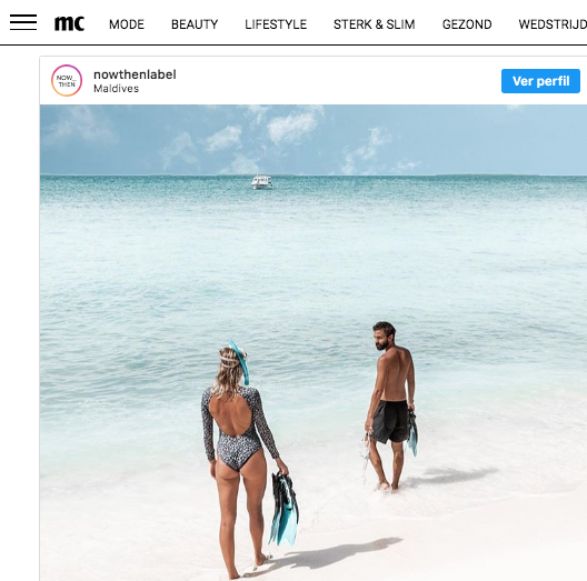 MARIE CLAIRE NETHERLANDS BAD MODE ECO SWIMWEAR BRANDS NOW_THEN