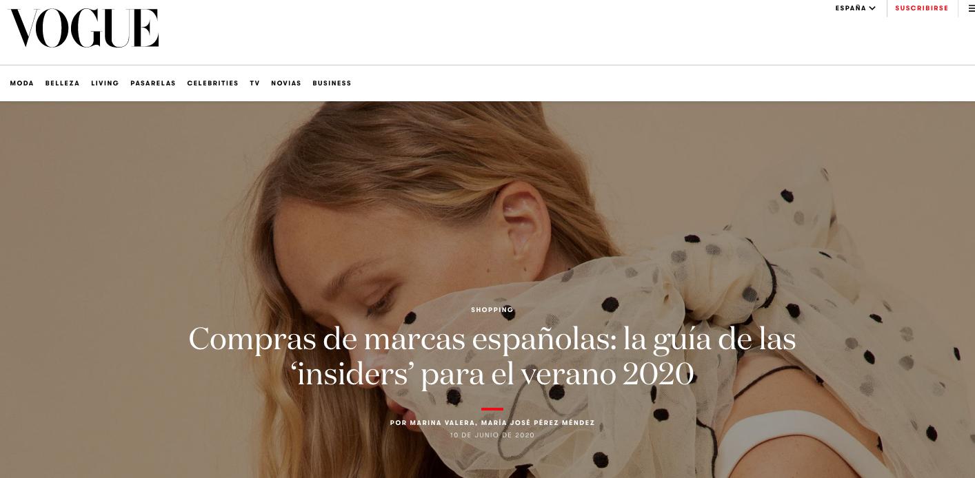 vogue.es, insiders guide, summer, beach, swimwear, verano, must-haves