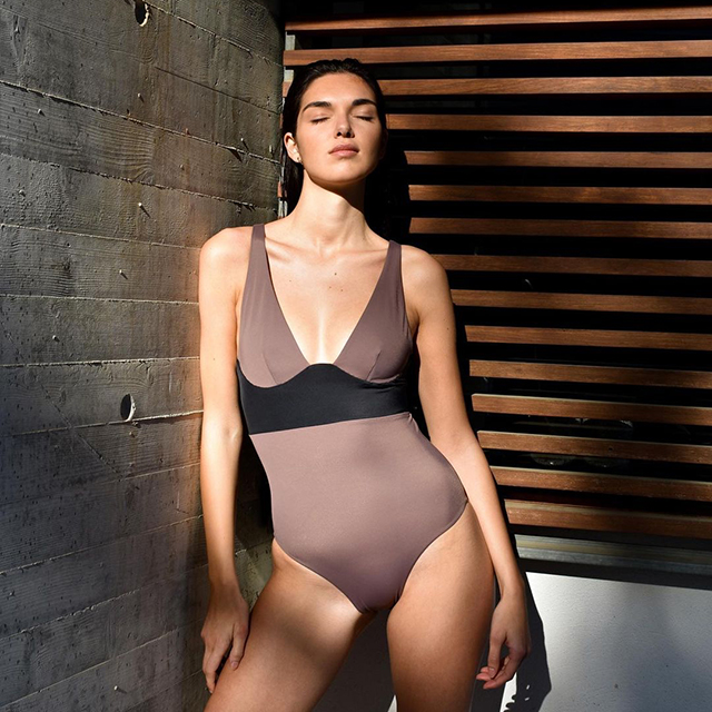 Sustainable swimwear. NOW_THEN is an eco-luxe swim and oceanwear label ethically made for women with an eye on the future.